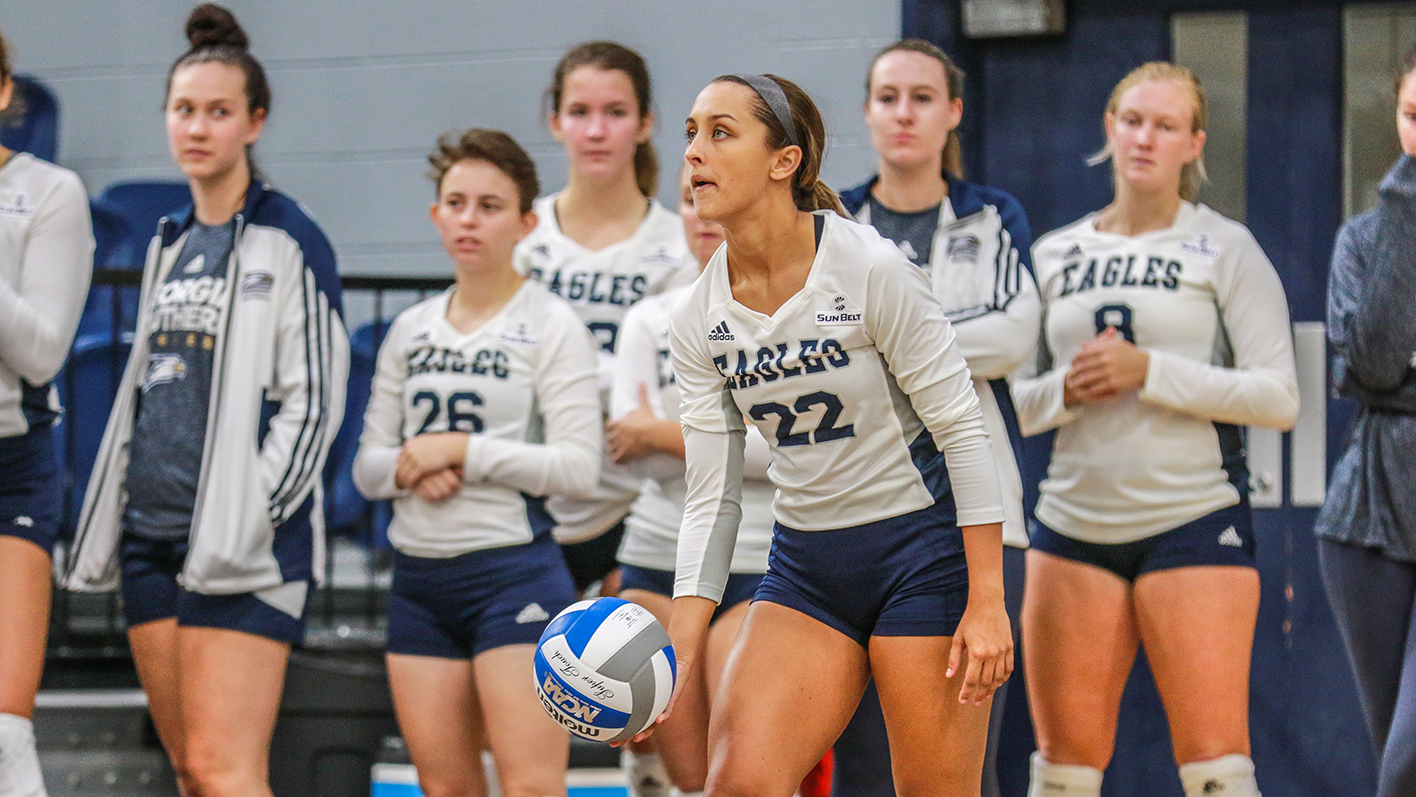Usd Womens Volleyball