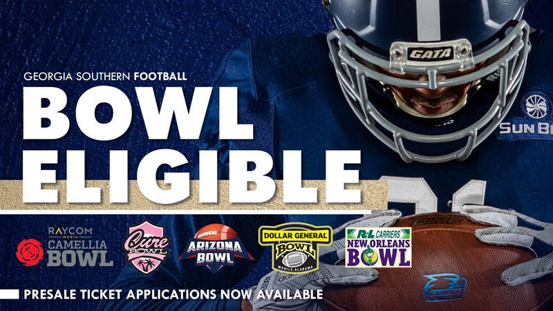 Georgia Southern Bowl Ticket Requests Now Being Taken - Georgia Southern University