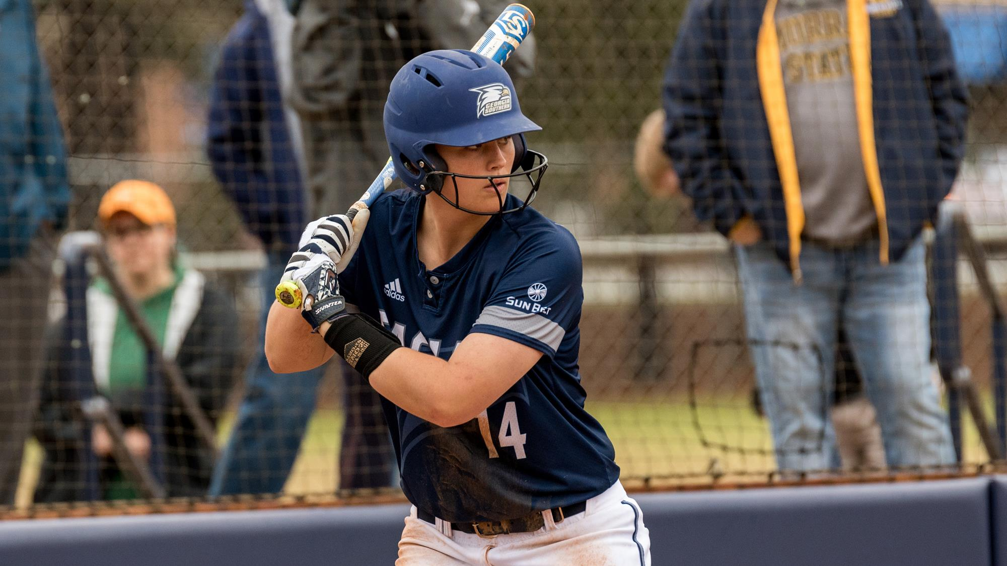 PREVIEW: GS Softball Travels To Texas State For Key Sun Belt Series