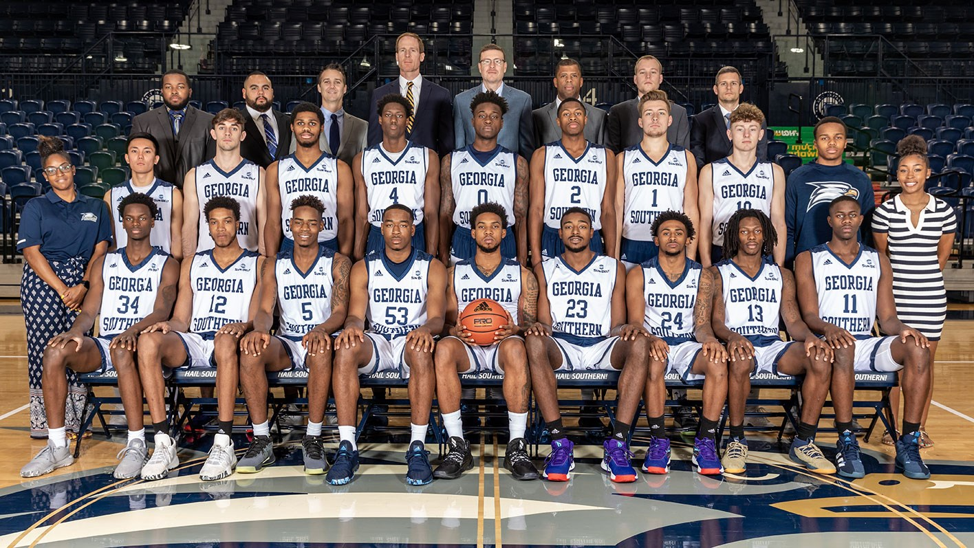 2019 20 Men S Basketball Roster Georgia Southern