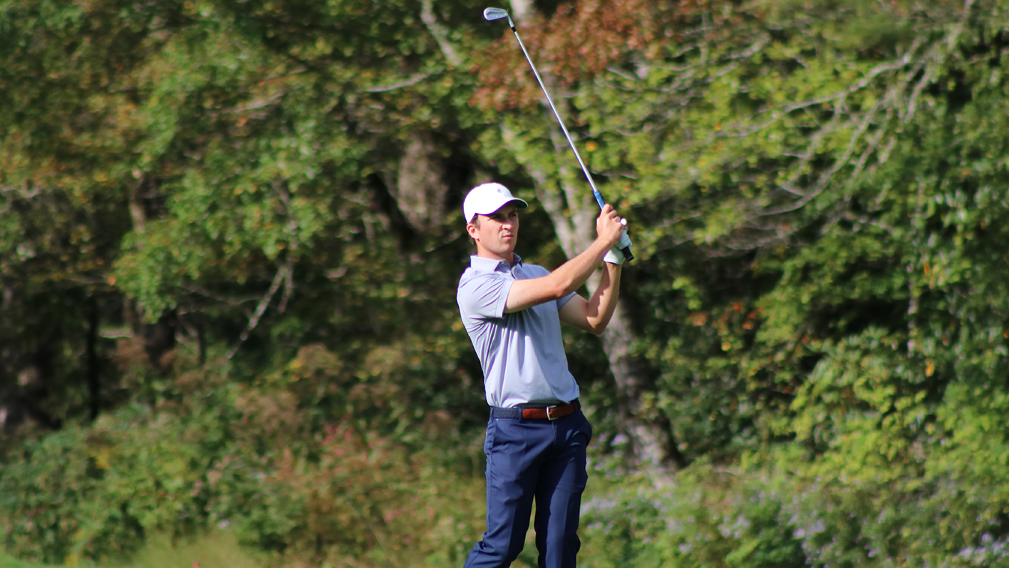 Fisk Moves Into Tie For Second At Mason Rudolph Championship Georgia Southern University Athletics