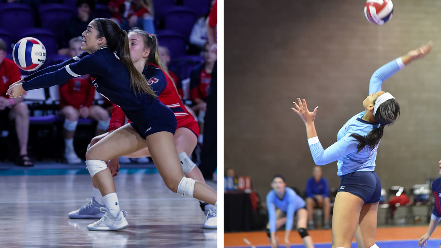 Volleyball Adds Two More To 2020 Roster Georgia Southern University Athletics